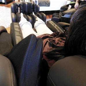 Sogno Dreamwave Inada Massage Chair