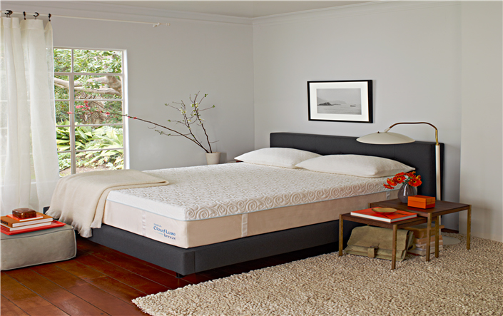 tempurcloud luxe breeze is one of the three tempurpedic beds with
