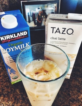 I've actually started making my OWN Chai Tea Latte's at home!