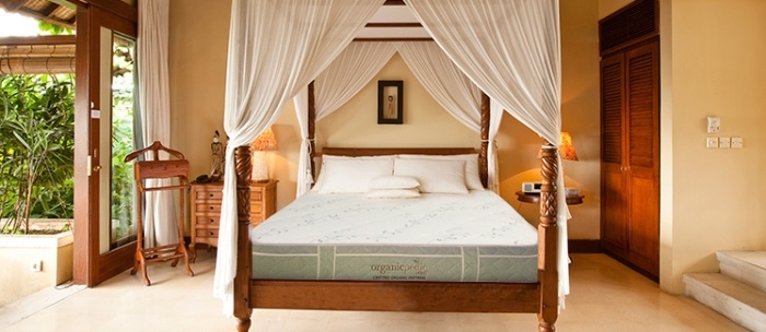 OrganicPedic Bed